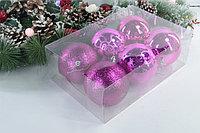 Набор больших ёлочных шаров (6 шт.), фото 4