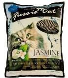 Fussie Cat 5 л (4кг) Жасмин комкующийся наполнитель для кошачьих туалетов