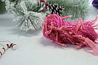 Гирлянда розовая, фото 2