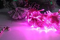 Гирлянда розовая, фото 3
