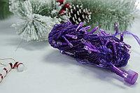 Гирлянда фиолетовая, фото 2