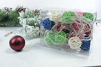 Гирлянда - цветные шарики, фото 4