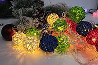 Гирлянда - цветные шарики, фото 3
