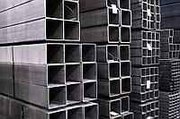 Труба металлическая квадратная 60х60х2,0