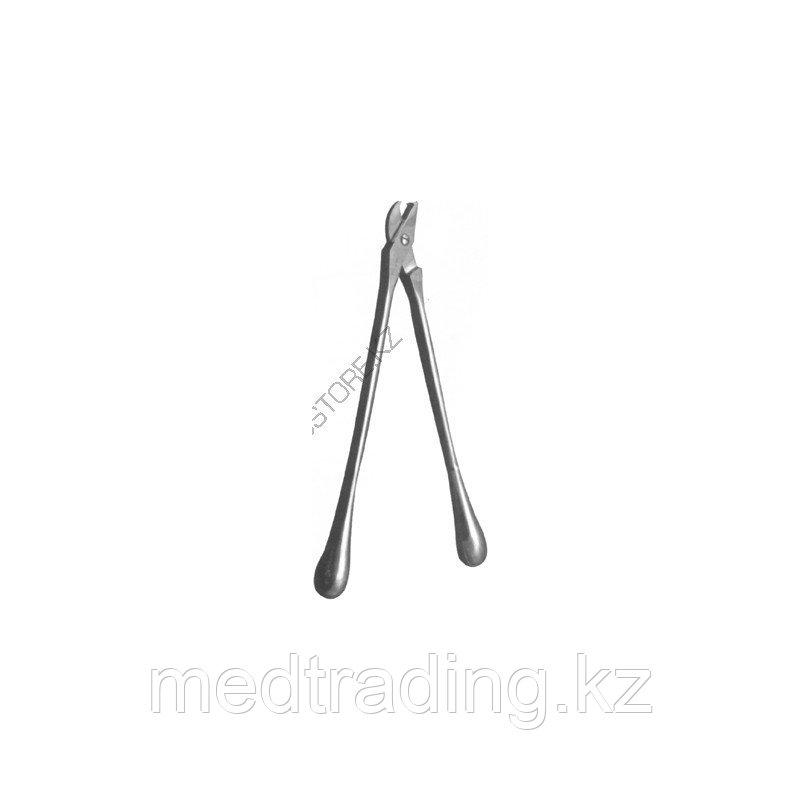 Ножницы для гипса- разрезания гипсовых повязок 24.0092.41 (Н-28)