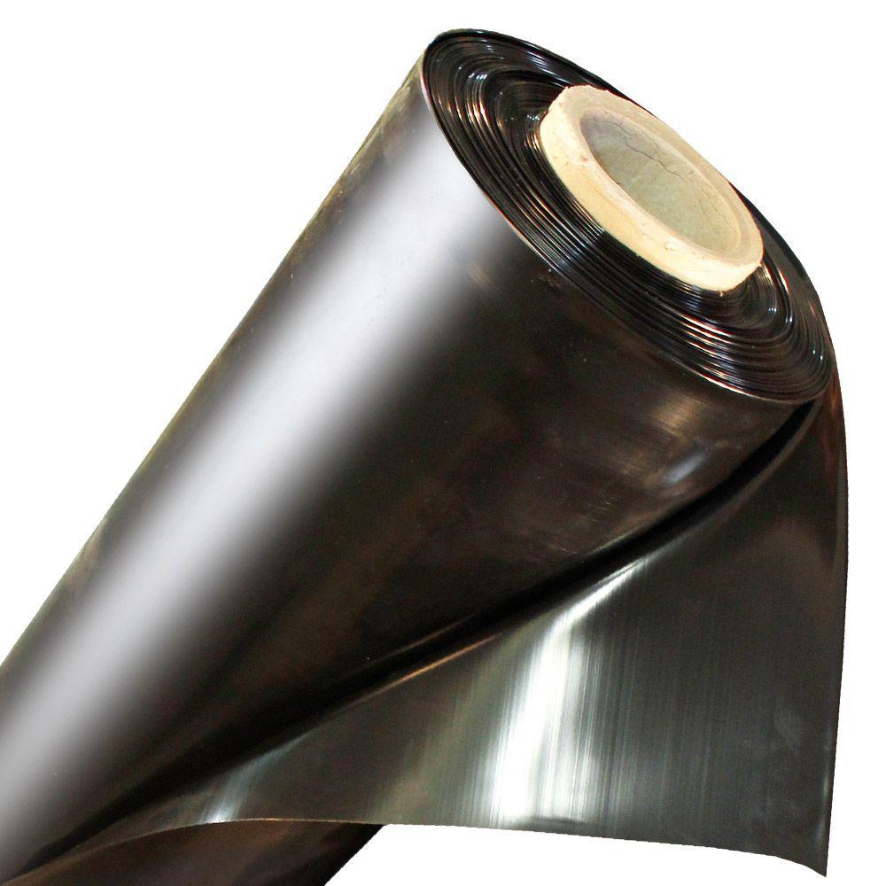 Пленка черная 100 мкр 2 сорт (разукомплект)