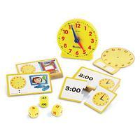 Развивающий набор «Учимся определять время» Learning Resources, фото 1