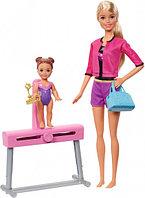 """Кукла Барби """"Я могу стать"""" Тренер по гимнастике"""