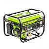 Генератор бензиновый БС-2800, 2.5 кВт, 230В, четырехтактный, 15 л, ручной стартер Сибртех