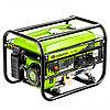 Генератор бензиновый БС-3500, 3.2 кВт, 230В, четырехтактный, 15 л, ручной стартер Сибртех