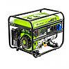 Генератор бензиновый БС-6500, 5.5 кВт, 230В, четырехтактный, 25 л, ручной стартер Сибртех