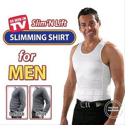 """Корректирующее бельё для мужчин """"Slim'N'Lift"""" (S), фото 2"""