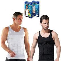 """Корректирующее бельё для мужчин """"Slim'N'Lift"""" (S), фото 3"""