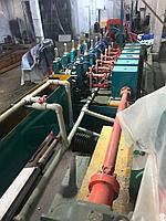 Линия по производству профильной квадратной трубы