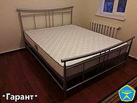 """Двуспальная металлическая кровать """"Сакура"""". Рассрочка. Доставка."""
