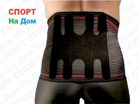 Высокий полужесткий бандаж для спины Orliman EV-301, фото 2
