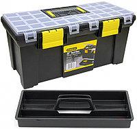 Ящик для инструментов с органайзерами и лотком STANLEY 1-93-336