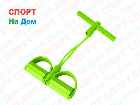 Педальный эспандер SILA PRO (зеленый), фото 2
