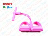 Педальный эспандер SILA PRO (розовый)