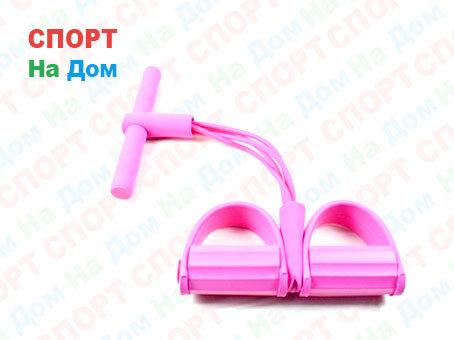 Педальный эспандер SILA PRO (розовый), фото 2