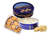 Печенье Danish Butter Cookies жб банка 500гр.