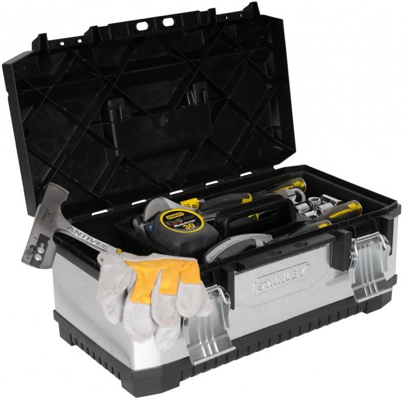 Ящик для инструментов STANLEY 1-95-618 Silver