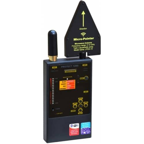 Профессиональный детектор цифровых и аналоговых сигналов Protect 1206i ( Защита 1206i) NEW