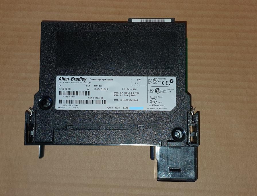 Дискретный модуль ввода ControlLogix input module