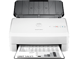 СканерHP L2753A HP ScanJet Pro 3000 S3 Sheet-Feed Scnr (A4) , 600 dpi, 35ppm/70ipm, 1 pass duplex, sheet-fee