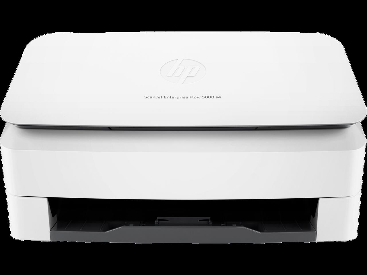 СканерHP L2755A HP ScanJet Ent Flw 5000 S4 Sheet-Feed Scnr (A4) , 600 dpi, 50ppm/100ipm, 1 pass duplex, shee