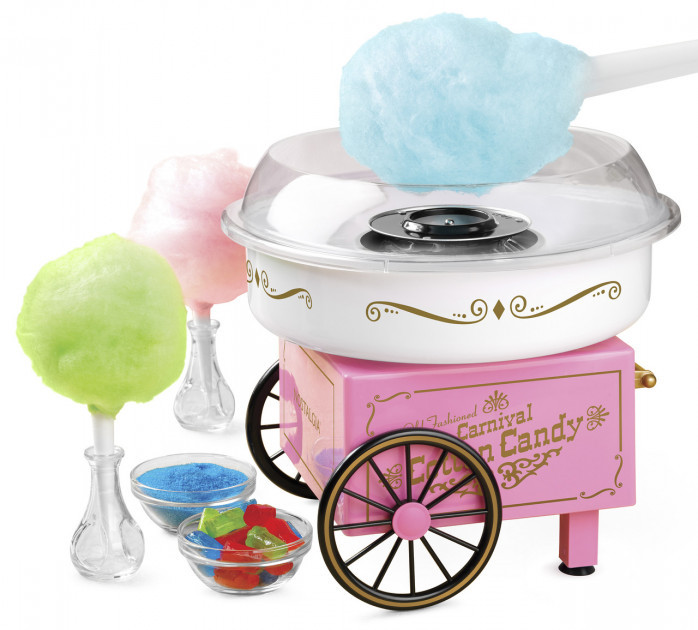 Аппарат для приготовления сахарной ваты «Сладкая вата»