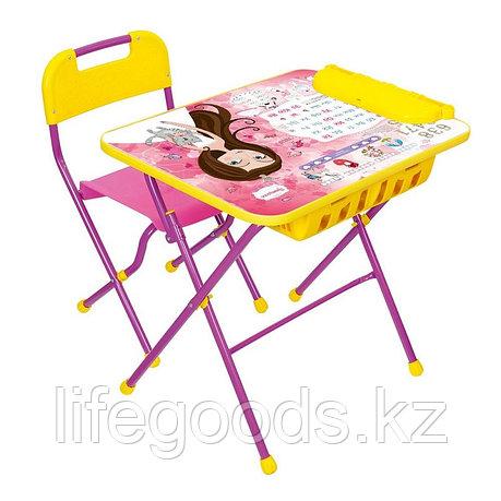 """Комплект детской мебели """"Маленькая принцесса"""" Ника КПУ2П/17, фото 2"""