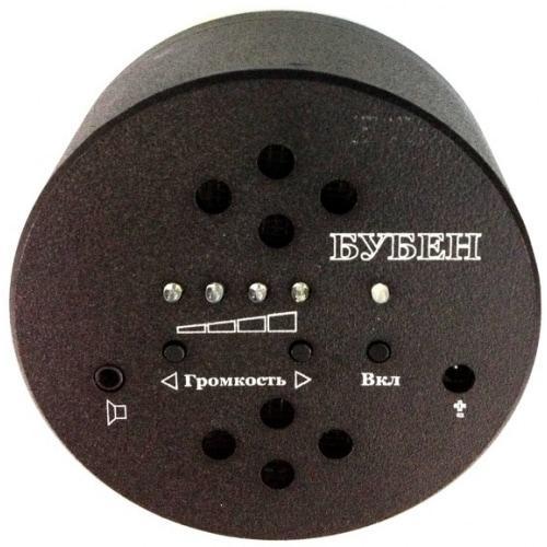 Подавитель микрофонов БагХантер Бубен (генератор шума)