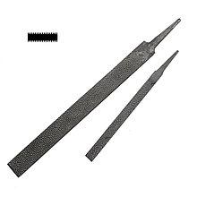 Рашпиль Hattori, плоский, двусторонний,N7, 120мм, 10*3 мм