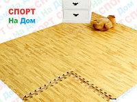 """Теплые коврики-пазлы (60х601,2 см.) """"Паркет"""" (теплый пол)"""