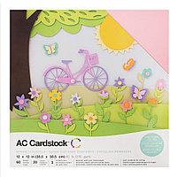 Набор текстурированного кардстока (картона) Spring, фото 1