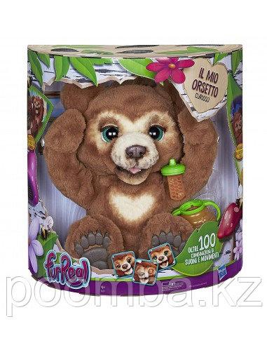 Интерактивная мягкая игрушка FurReal Friends Русский мишка