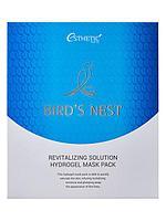 Гидрогелевая маска с ласточкиным гнездом Esthetic House Bird's Nest Revitalizing Hydrogel Mask Pack