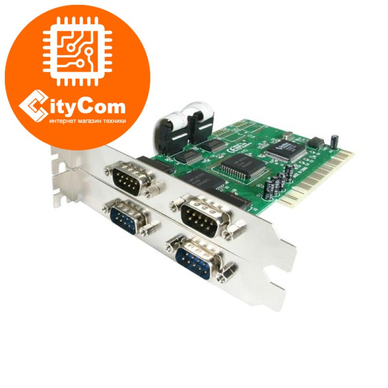 Контроллер PCI to 4xCOM (RS-232) controller