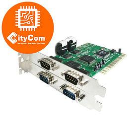 Контроллер PCI to 4xCOM (RS-232) controller Арт.4961