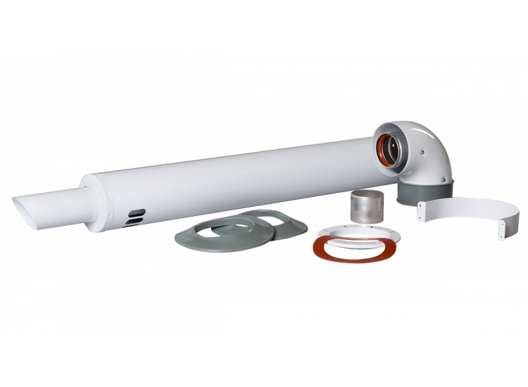 KIT00A Комплект коаксиальный 60/100 универсальный антилёд (кроме immirgaz .Navien)