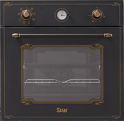 Духовой шкаф встраиваемый электрический De Luxe (6009.04эшв-058S)