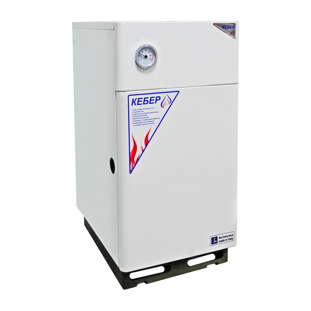 Котел напольный газовый одноконтурный КСГ 12.5 К 02 Кебер