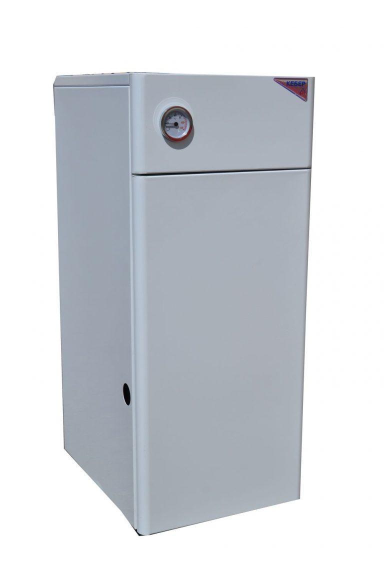 Котел КСГ 20 К 06 Кебер стальной газовый отопительный