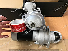 Стартер 4935789 для двигателя Cummins 4BT, 6BT