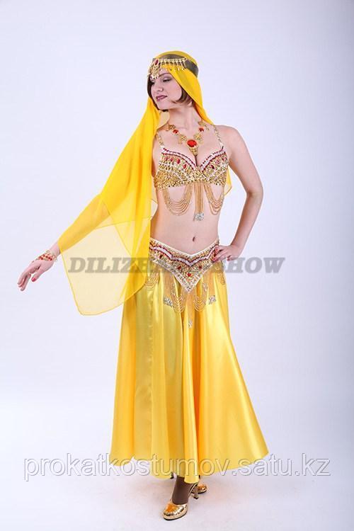 Костюм для восточных танцев женский