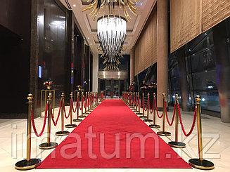 Аренда ковровых дорожек в Алматы