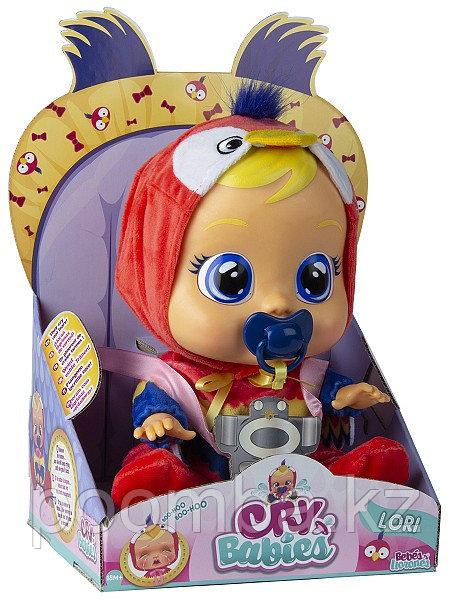 CRYBABIES (КрайБебис) Плачущий младенец Lori (Попугайчик)