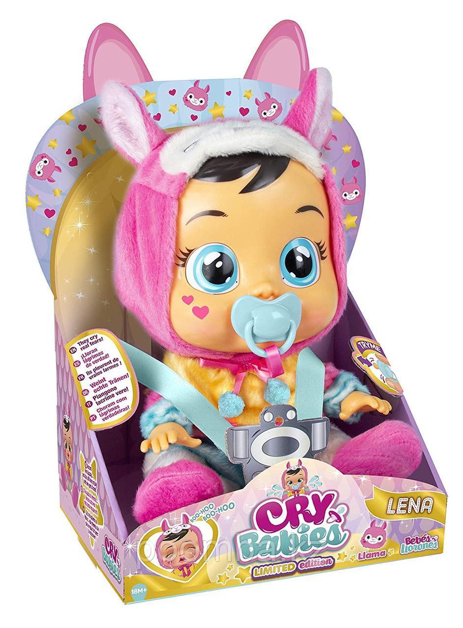 CRYBABIES (КрайБебис) Плачущий младенец Lena (Лама)