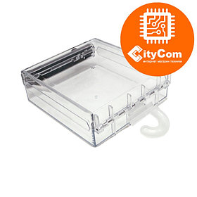 Антикражный сейфер Smart Security E-S001 защитный бокс, 110х110х40мм Арт.4986
